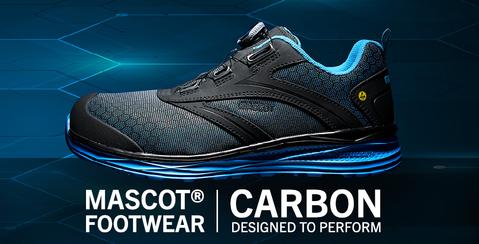2020 - MASCOT® FOOTWEAR CARBON | Designed to Perform-Zapatos de seguridad-BOA® Fit System, F0251-909