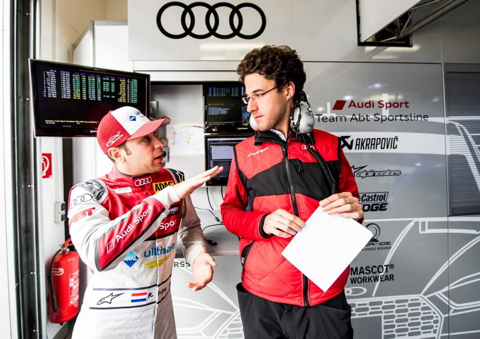 2 Hombre - Audi Sport Official Supplier - MASCOT